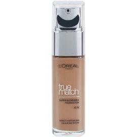 L'Oréal Paris True Match tekutý make-up odstín 4D/4W Golden Natural 30 ml