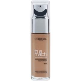 L'Oréal Paris True Match folyékony make-up árnyalat 4D/4W Golden Natural 30 ml