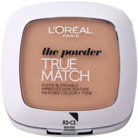 L'Oréal Paris True Match pudra compacta culoare 3R/3C Rose Beige 9 g