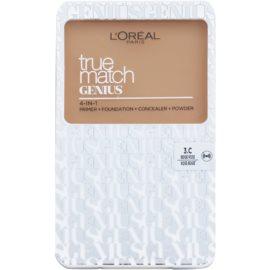 L'Oréal Paris True Match Genius make-up compact 4 in 1 culoare 3.C Rose Beige SPF 30 7 g