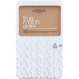 L'Oréal Paris True Match Genius Compact Foundation 4 In 1 Color 3.C Rose Beige SPF 30 7 g