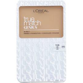 L'Oréal Paris True Match Genius Compact Foundation 4 In 1 Color 1.5.N Linen SPF 30 7 g