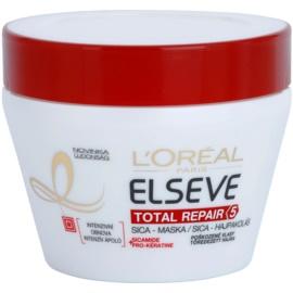 L'Oréal Paris Elseve Total Repair 5 máscara regeneradora  300 ml