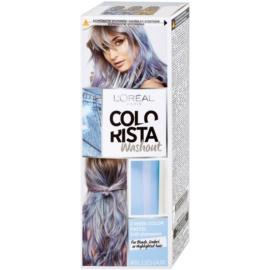 L'Oréal Paris Colorista Washout ideiglenes festék hajra hajra árnyalat Blue  80 ml