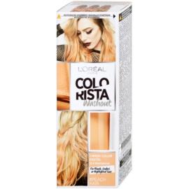 L'Oréal Paris Colorista Washout ideiglenes festék hajra hajra árnyalat Peach  80 ml