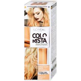 L'Oréal Paris Colorista Washout Culoare temporară par culoare Peach  80 ml
