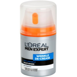 L'Oréal Paris Men Expert Wrinkle De-Crease serum proti gubam za moške  50 ml