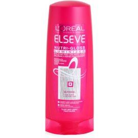 L'Oréal Paris Elseve Nutri-Gloss Luminizer bálsamo para um brilho radiante  400 ml