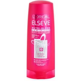 L'Oréal Paris Elseve Nutri-Gloss Luminizer balsam pentru stralucire  400 ml