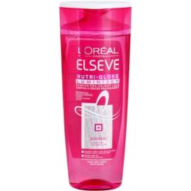 L'Oréal Paris Elseve Nutri-Gloss Luminizer šampon pro oslnivý lesk  400 ml