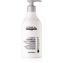 L'Oréal Professionnel Série Expert Density Advanced szampon stymulujący wzrost nowych włosów  500 ml
