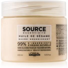 L'Oréal Professionnel Source Essentielle Sesame Oil vyživujúca maska pre citlivé vlasy  300 ml