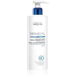 L'Oréal Professionnel Serioxyl GlucoBoost Reinigende Shampoo voor natuurlijk en dun wordend Haar   250 ml