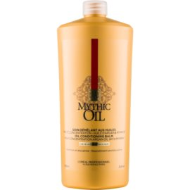 L'Oréal Professionnel Mythic Oil oljasti balzam za goste in neobvladljive lase  1000 ml