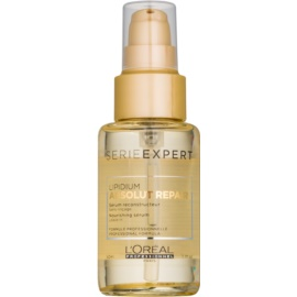 L'Oréal Professionnel Série Expert Absolut Repair Lipidium Herstellende Serum  voor Sterk Beschadigd Haar   50 ml