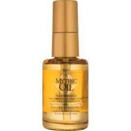 L'Oréal Professionnel Mythic Oil Original Voedende Olie   30 ml