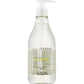 L'Oréal Professionnel Série Expert Pure Resource szampon oczyszczający do przetłuszczających się włosów i skóry głowy  500 ml