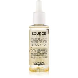 L'Oréal Professionnel Source Essentielle Lavender & Everlasting Flowers Infusion óleo para dar brilho ao cabelo pintado   70 ml