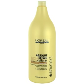 L'Oréal Professionnel Série Expert Absolut Repair Cellular šampon za suhe in poškodovane lase  1500 ml
