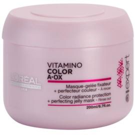 L'Oréal Professionnel Série Expert Vitamino Color AOX masca pentru regenerare pentru par vopsit  200 ml