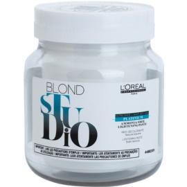L'Oréal Professionnel Blond Studio Platinium pasta rozjaśniająca bez amoniaku  500 ml