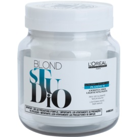 L'Oréal Professionnel Blond Studio Platinium zesvětlující pasta bez amoniaku  500 ml
