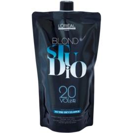 L'Oréal Professionnel Blond Studio Nutri Developer emulsão ativadora 6 % 20 Vol. 1000 ml
