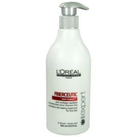 L'Oréal Professionnel Série Expert Fiberceutic maska pro jemné a poškozené vlasy  500 ml