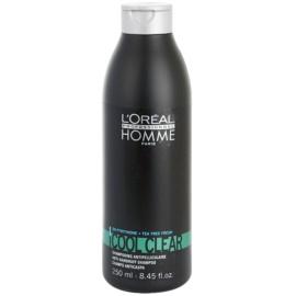 L'Oréal Professionnel Homme Cool Clear Anti-Dandruff Shampoo  250 ml