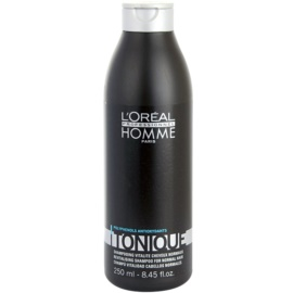 L'Oréal Professionnel Homme Tonique hranilni šampon za normalne lase  250 ml