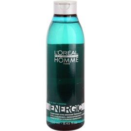 L'Oréal Professionnel Homme Energic tisztító sampon mindennapi használatra  250 ml