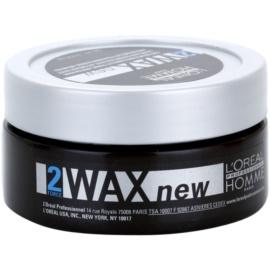 L'Oréal Professionnel Homme Styling vosk na vlasy lehké zpevnění  50 ml