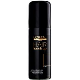 L'Oréal Professionnel Hair Touch Up Haarfärbestift für Ansätze und graues Haar Farbton Black 75 ml