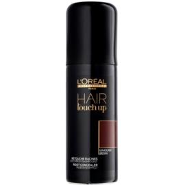 L'Oréal Professionnel Hair Touch Up korektor do odrostów i siwych włosów odcień Mahogany Brown 75 ml