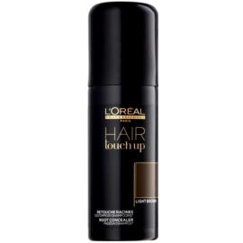 L'Oréal Professionnel Hair Touch Up korektor do odrostów i siwych włosów odcień Light Brown 75 ml