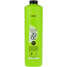 L'Oréal Professionnel Inoa ODS2 emulsión activadora 6 % 20 Vol. 1000 ml