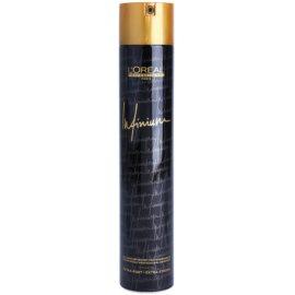 L'Oréal Professionnel Infinium професионален лак за коса с екстра силна фиксация  500 мл.