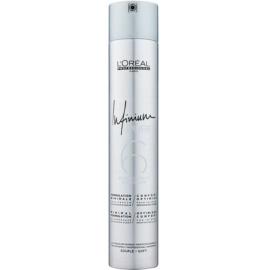 L'Oréal Professionnel Infinium Pure hypoalergiczny lakier do włosów soft bezzapachowy  500 ml