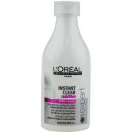 L'Oréal Professionnel Série Expert Instant Clear šampon proti lupům pro suché a barvené vlasy  250 ml
