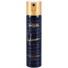 L'Oréal Professionnel Infinium laca de cabelo profissional fixação extra forte  75 ml