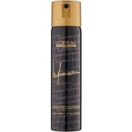 L'Oréal Professionnel Infinium profesionální lak na vlasy s velmi silným zpevněním  75 ml