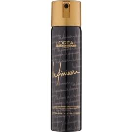L'Oréal Professionnel Infinium laca de cabelo profissional com fixação extra forte  75 ml
