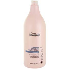 L'Oréal Professionnel Série Expert Lumino Contrast champô nutritivo para cabelos com madeixas  1500 ml