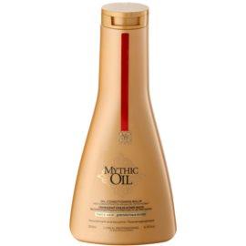 L'Oréal Professionnel Mythic Oil oljasti balzam za goste in neobvladljive lase  200 ml