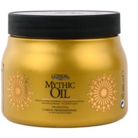 L'Oréal Professionnel Mythic Oil maseczka odżywcza do wszystkich rodzajów włosów  500 ml