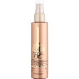 L'Oréal Professionnel Mythic Oil emulsja w sprayu ułatwia rozczesywanie włosów normalnych i delikatnych bez parabenów  150 ml