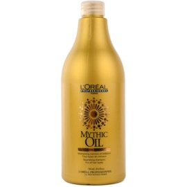 L'Oréal Professionnel Mythic Oil Voedende Shampoo  voor Alle Haartypen   750 ml
