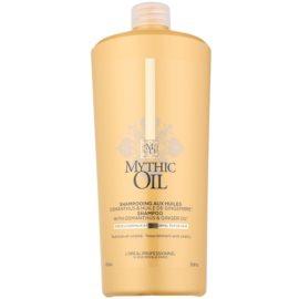 L'Oréal Professionnel Mythic Oil šampon pro normální až jemné vlasy  1000 ml