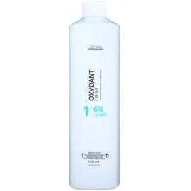 L'Oréal Professionnel Oxydant Creme aktivační emulze 6% 20 Vol.  1000 ml