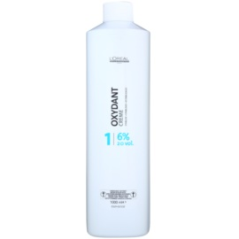 L'Oréal Professionnel Oxydant Creme oksidacijska emulzija 6% 20 Vol.  1000 ml